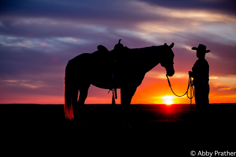cowgirl spirit, human spirit, cowgirl silhouette